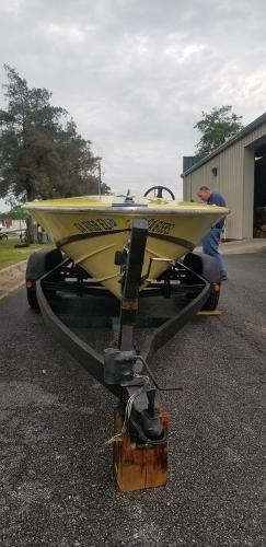 1968 Donzi boat for sale, model of the boat is Classic 18 & Image # 10 of 13