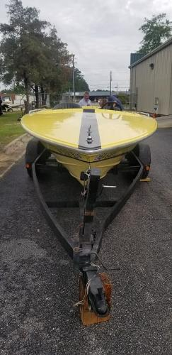 1968 Donzi boat for sale, model of the boat is Classic 18 & Image # 11 of 13