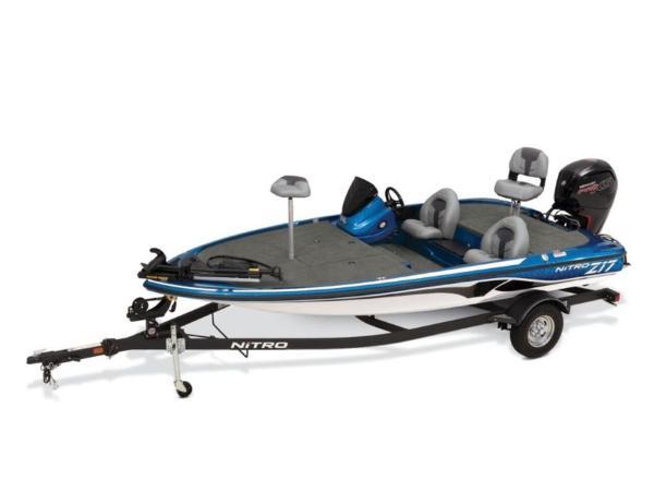 2022 Nitro boat for sale, model of the boat is Z17 & Image # 1 of 1