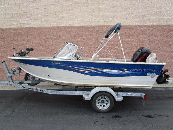 2007 SMOKER CRAFT 172 ULTIMA for sale