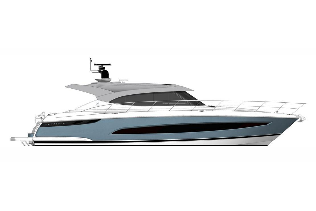 2022 Riviera 5400 Sport Yacht #R136 primary image