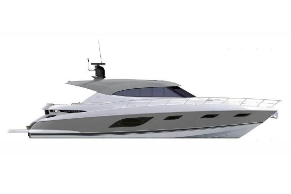 2023 Riviera 6000 Sport Yacht