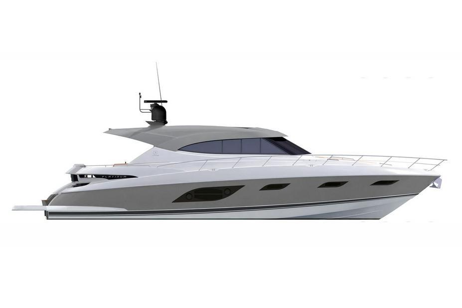 2021 Riviera 6000 Sport Yacht #R111 primary image