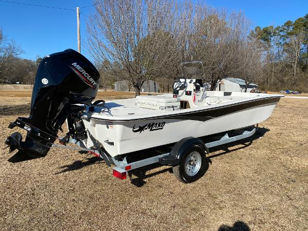 2021 Mako boat for sale, model of the boat is Pro Skiff 17 CC & Image # 2 of 18
