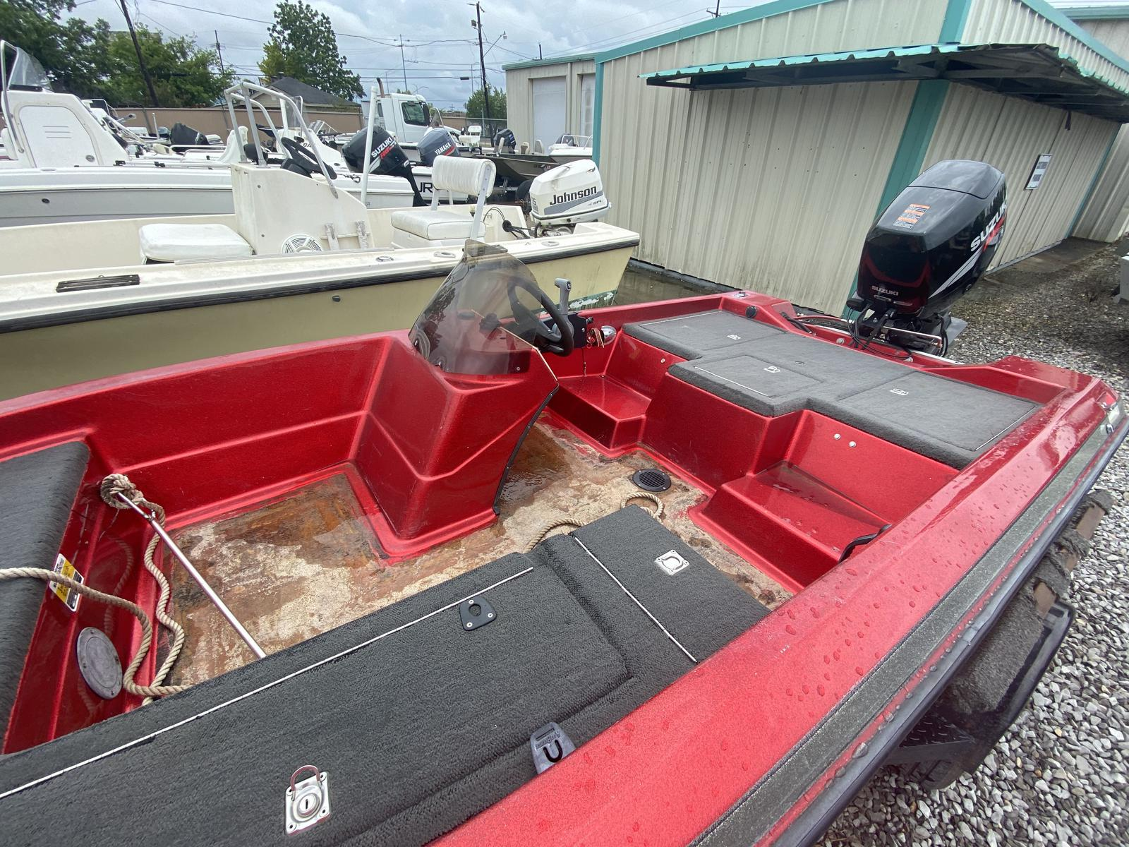 1997 Tidecraft boat for sale, model of the boat is 15 & Image # 5 of 5