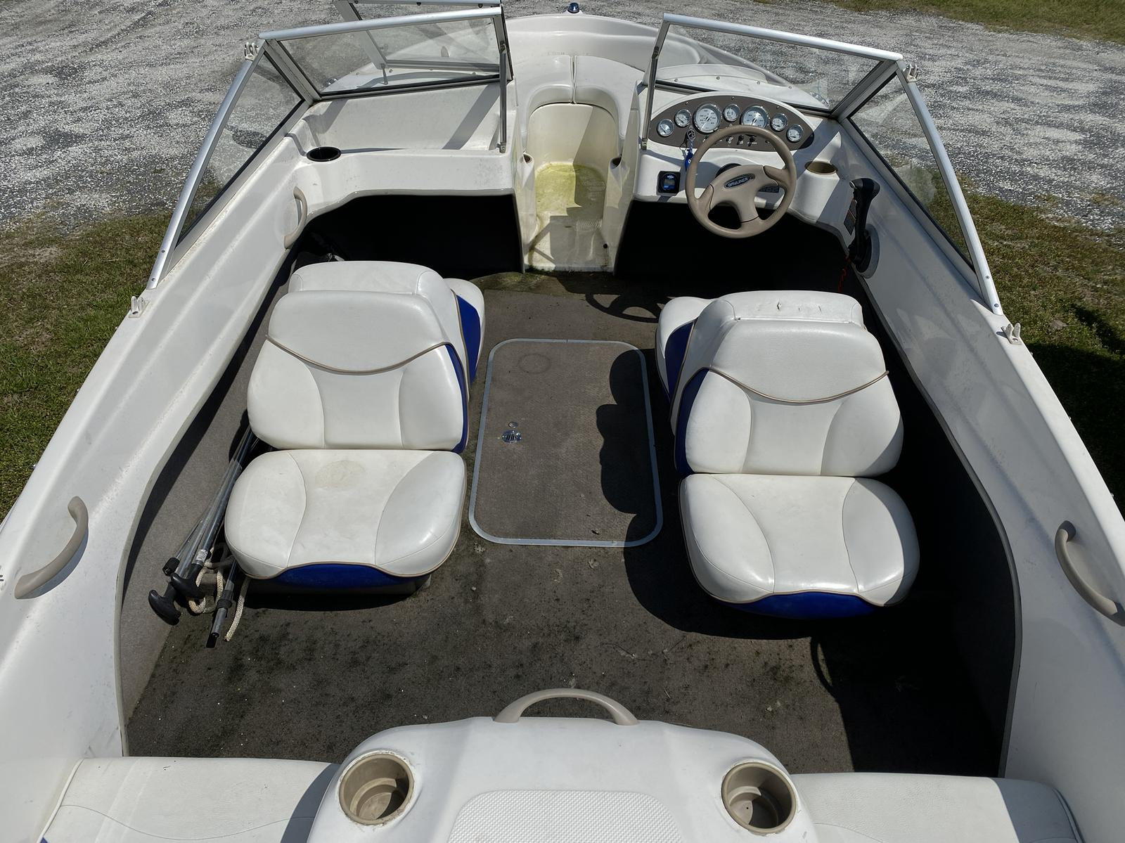2003 Bayliner boat for sale, model of the boat is 175 Bowrider & Image # 5 of 10
