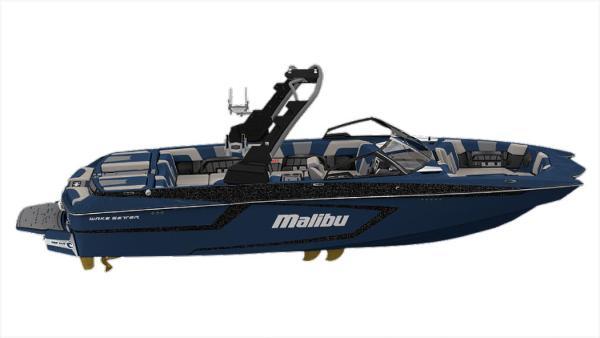 2022 Malibu 24 MXZ