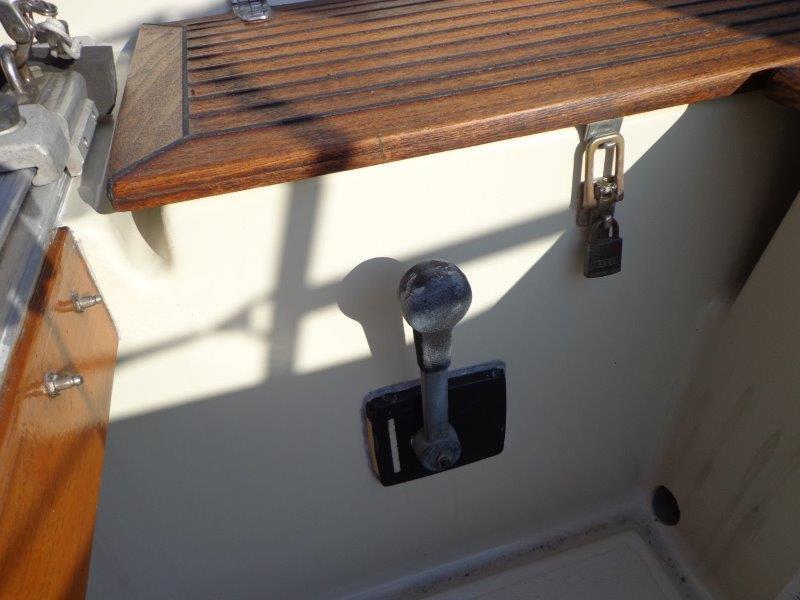 Single lever control