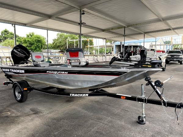 2014 TRACKER BOATS PANFISH 16 for sale