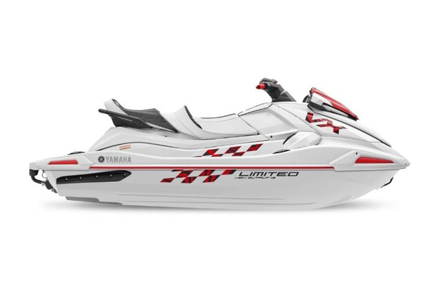 2022 Yamaha Boats VX Limited HO