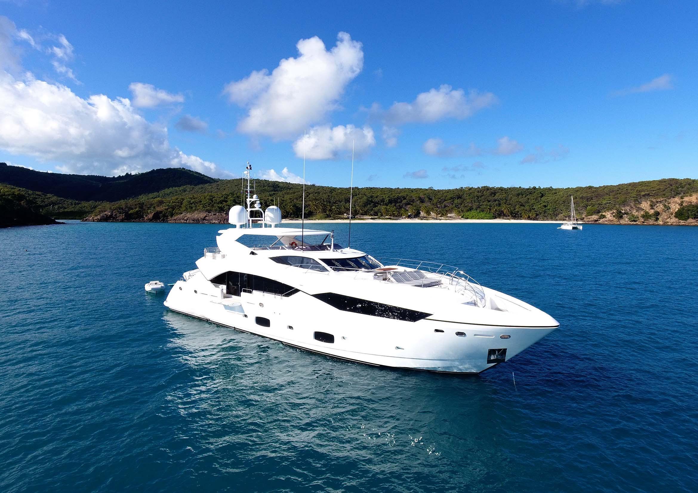 Sunseeker 115 Sport Yacht