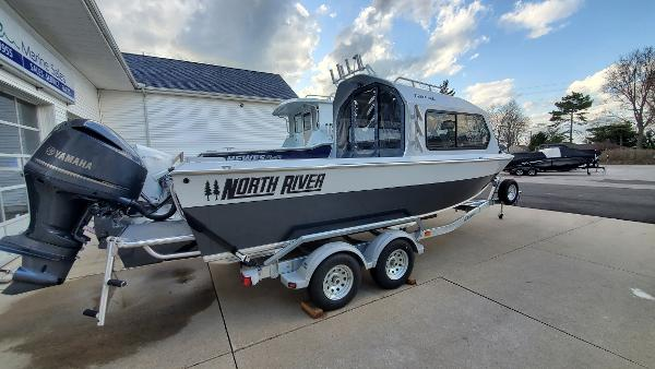 2021 North River Fastback 23 ft thumbnail