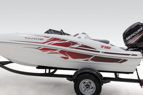 2021 Tahoe boat for sale, model of the boat is T16 & Image # 4 of 21