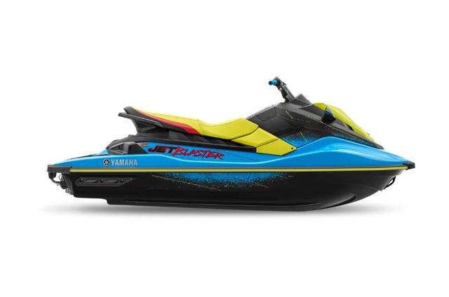2022 Yamaha Boats Jetblaster