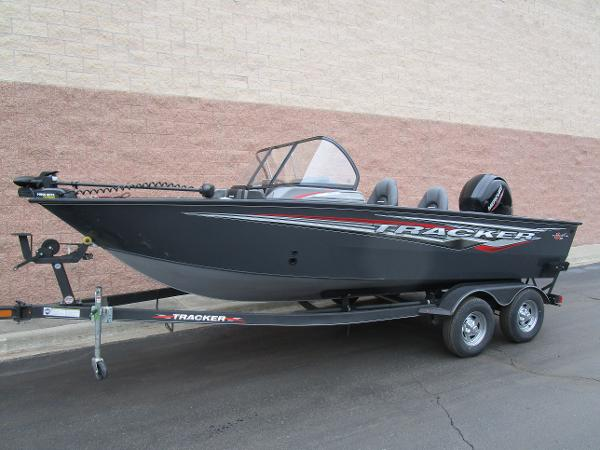 2021 Tracker Boats boat for sale, model of the boat is Targa V-18 WT & Image # 2 of 32