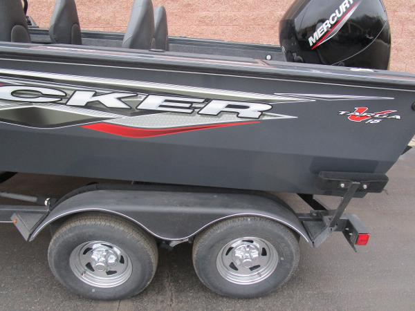 2021 Tracker Boats boat for sale, model of the boat is Targa V-18 WT & Image # 30 of 32