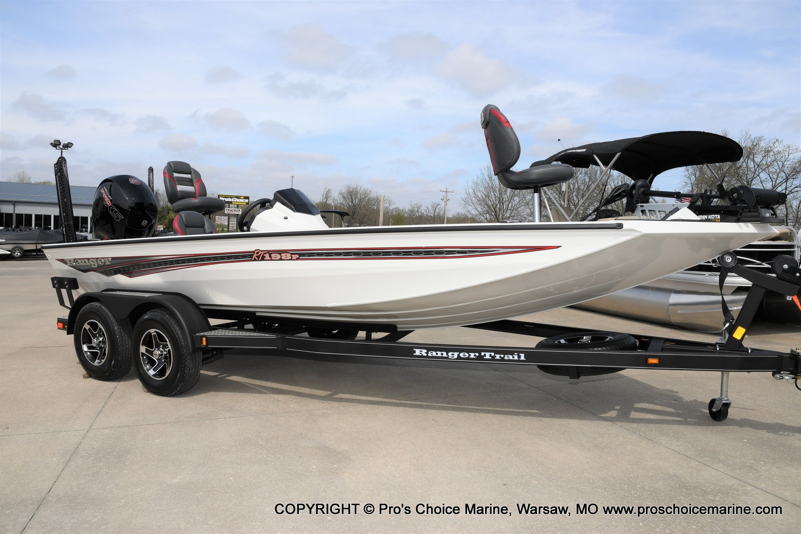 2020 Ranger Boats boat for sale, model of the boat is RT198P Pro Pack & Image # 1 of 50
