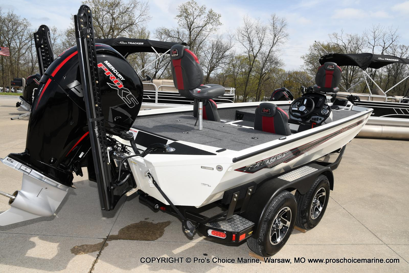 2020 Ranger Boats boat for sale, model of the boat is RT198P Pro Pack & Image # 4 of 50
