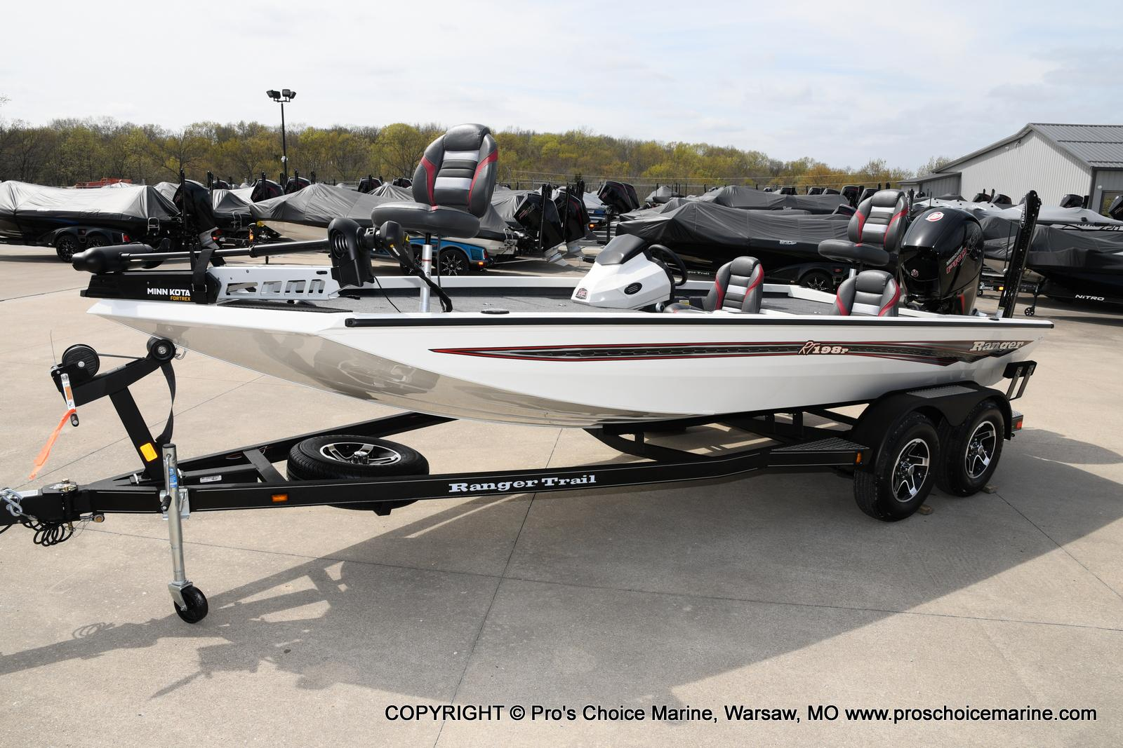 2020 Ranger Boats boat for sale, model of the boat is RT198P Pro Pack & Image # 6 of 50