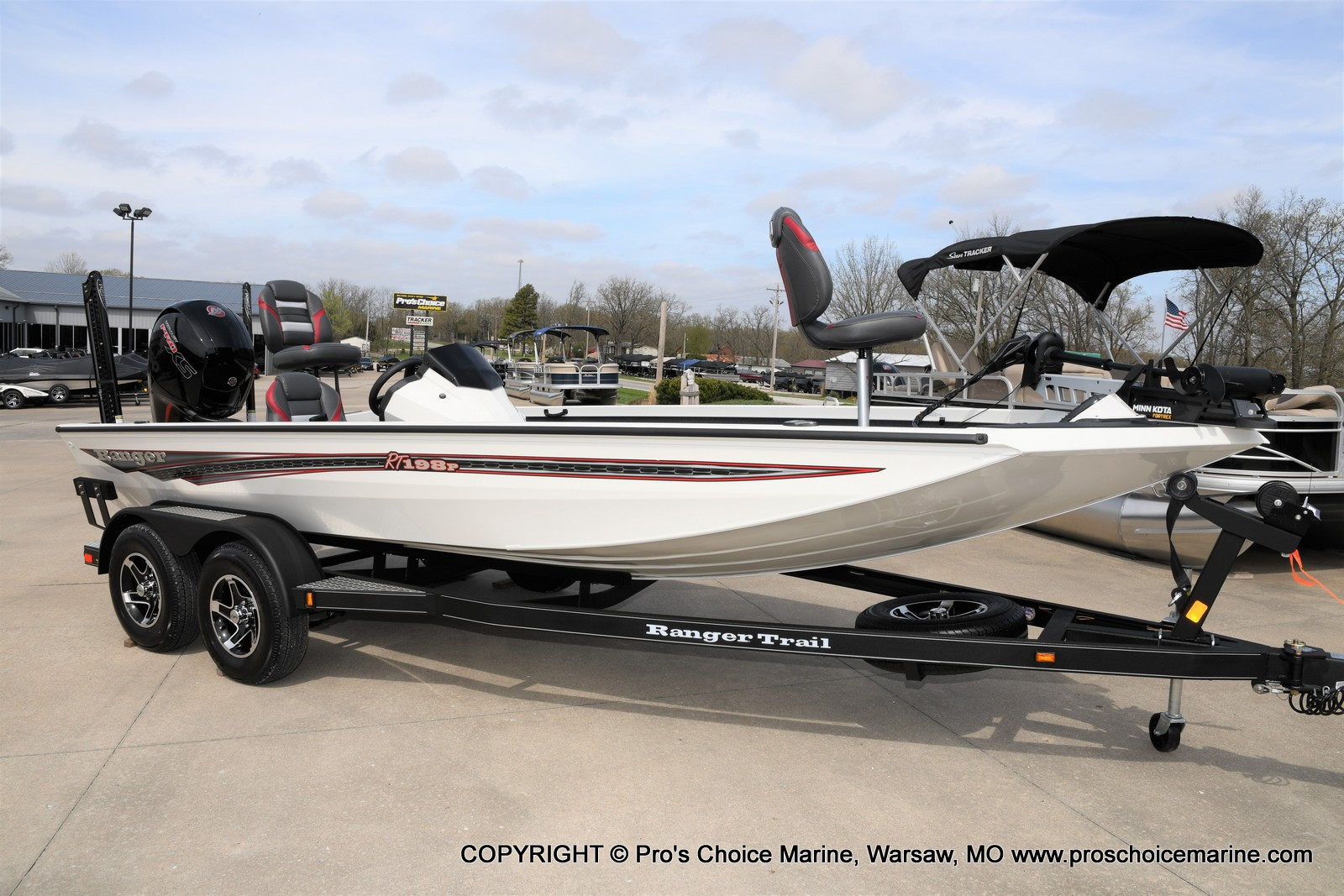 2020 Ranger Boats boat for sale, model of the boat is RT198P Pro Pack & Image # 14 of 50