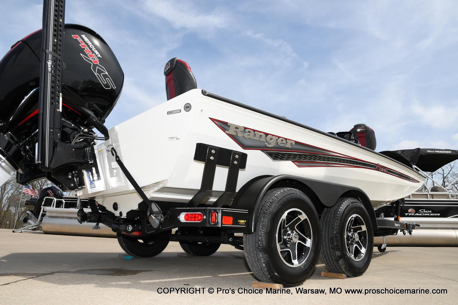 2020 Ranger Boats boat for sale, model of the boat is RT198P Pro Pack & Image # 15 of 50