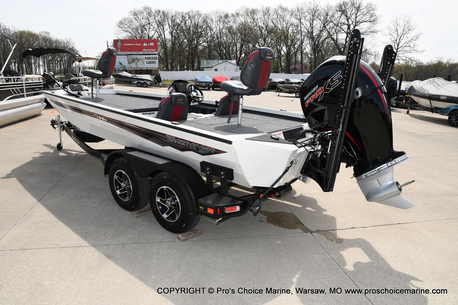 2020 Ranger Boats boat for sale, model of the boat is RT198P Pro Pack & Image # 16 of 50