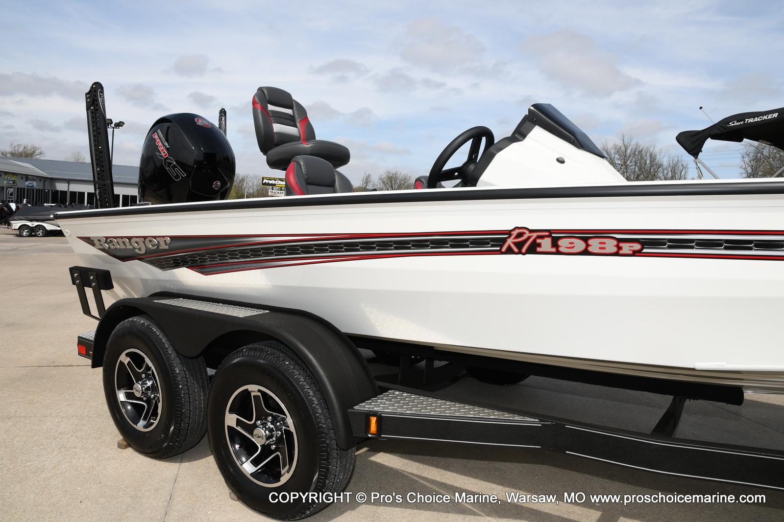 2020 Ranger Boats boat for sale, model of the boat is RT198P Pro Pack & Image # 39 of 50