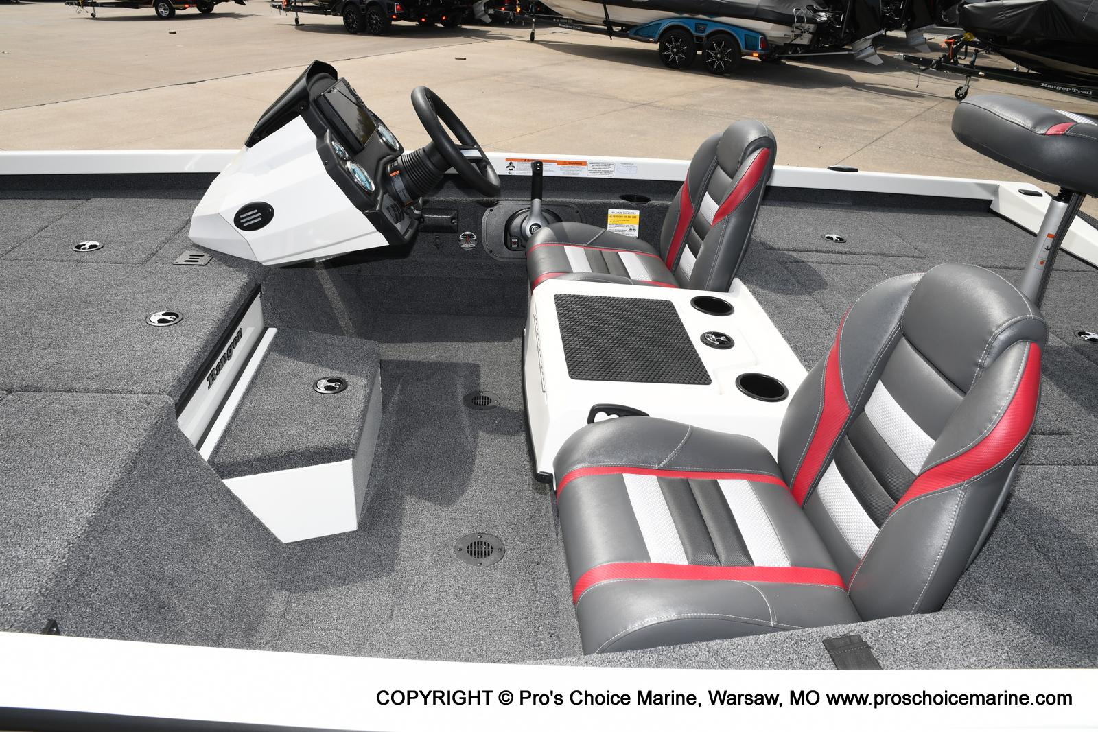 2020 Ranger Boats boat for sale, model of the boat is RT198P Pro Pack & Image # 43 of 50