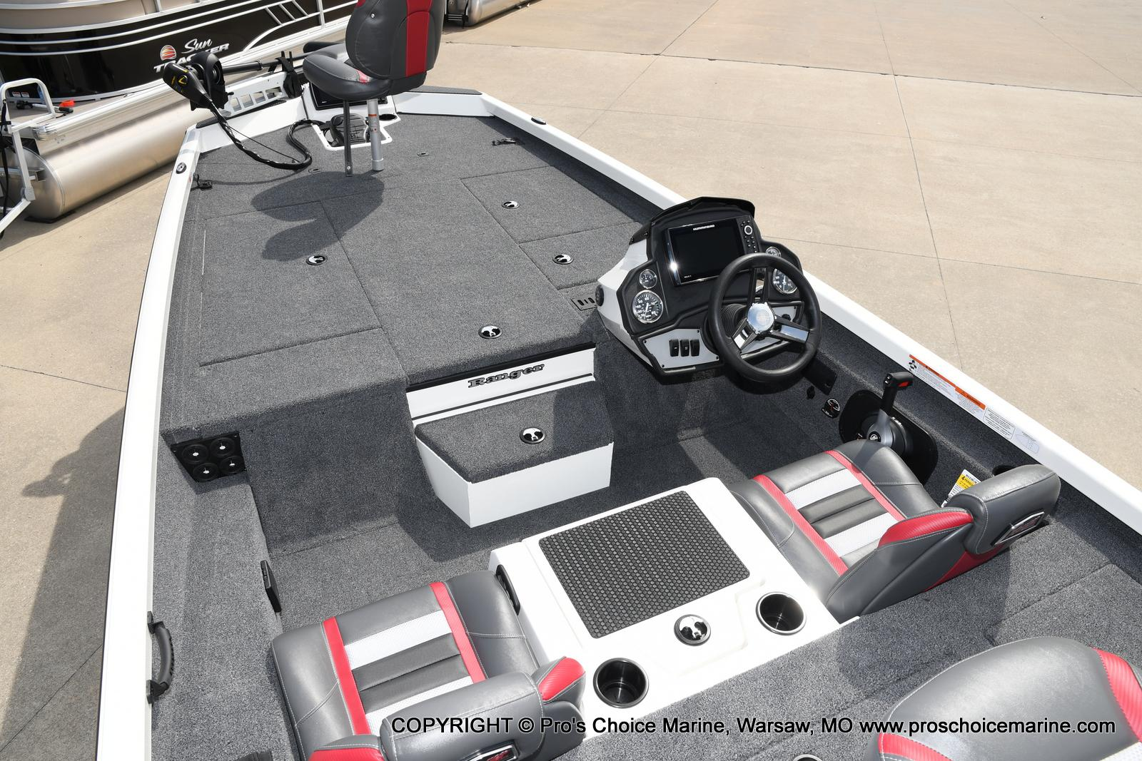 2020 Ranger Boats boat for sale, model of the boat is RT198P Pro Pack & Image # 44 of 50