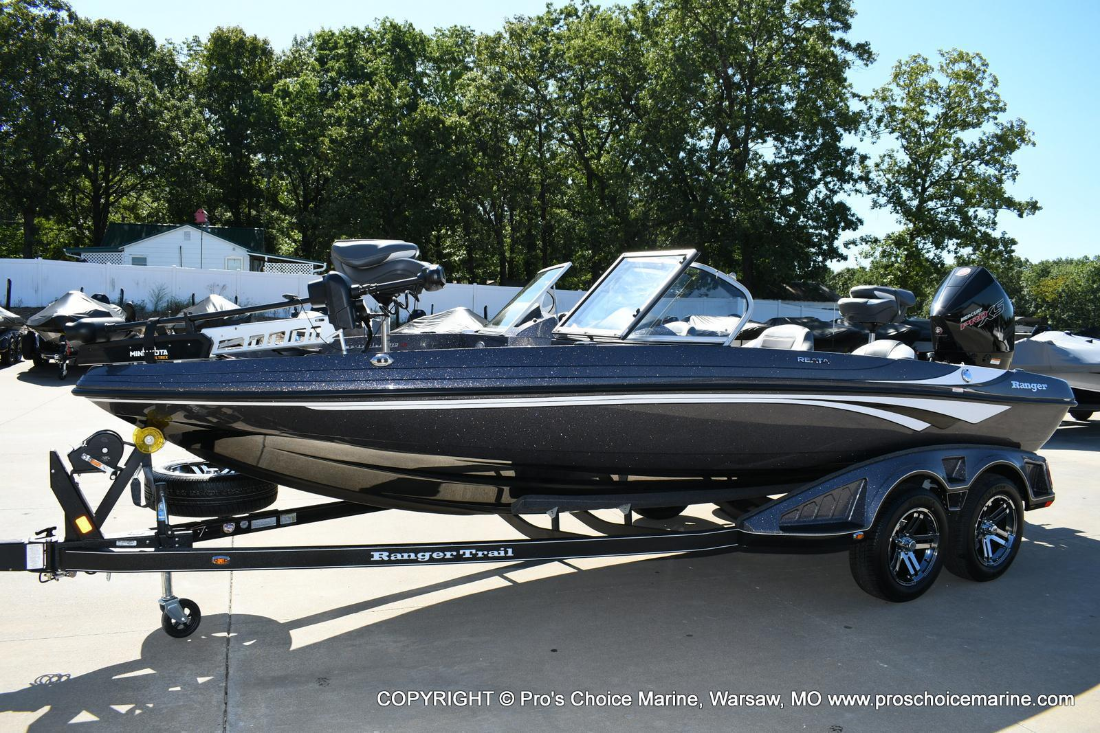 2020 Ranger Boats boat for sale, model of the boat is 212LS & Image # 18 of 50