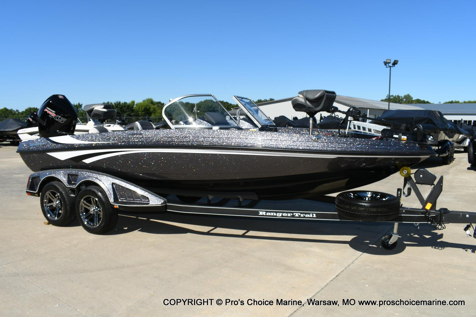 2020 Ranger Boats boat for sale, model of the boat is 212LS & Image # 25 of 50