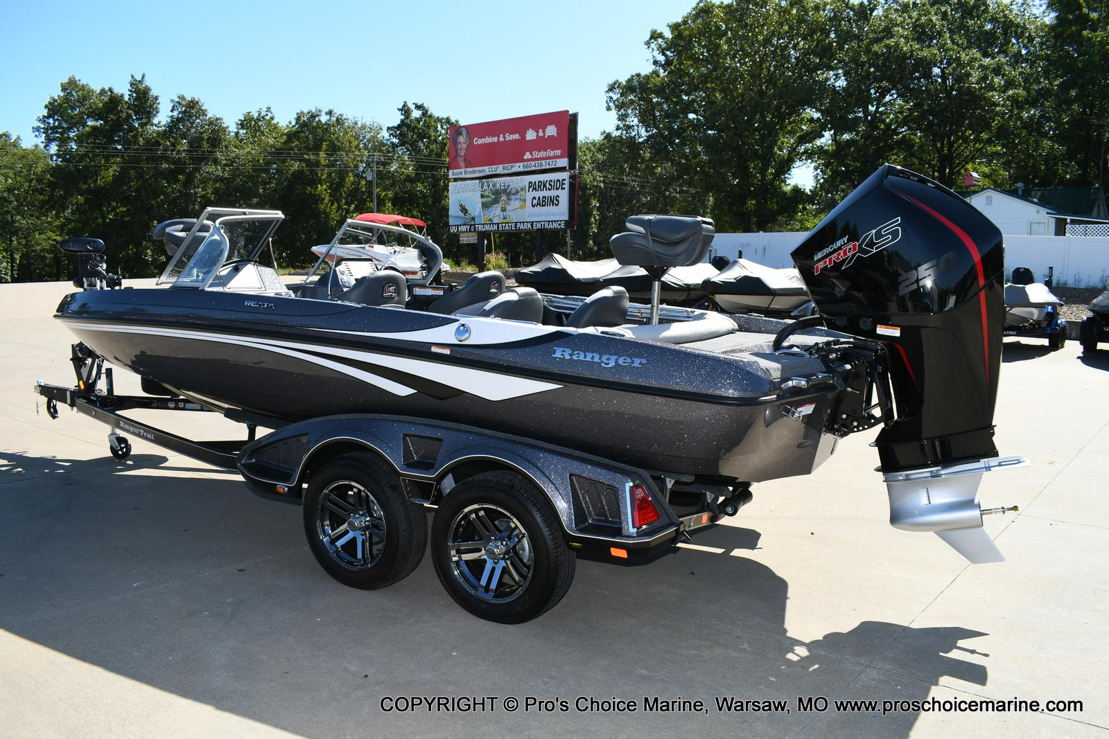 2020 Ranger Boats boat for sale, model of the boat is 212LS & Image # 28 of 50