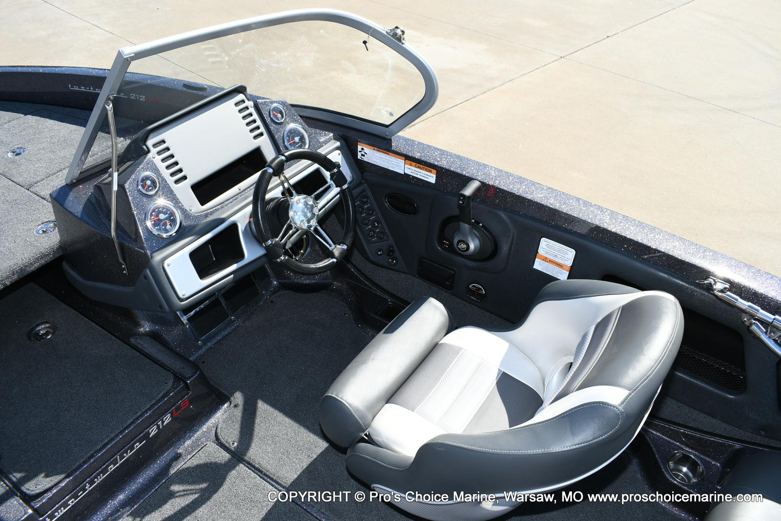 2020 Ranger Boats boat for sale, model of the boat is 212LS & Image # 32 of 50