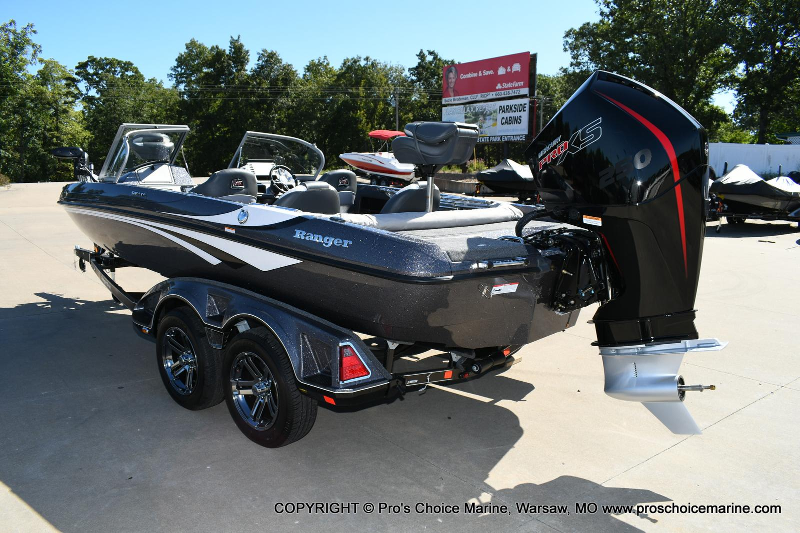 2020 Ranger Boats boat for sale, model of the boat is 212LS & Image # 44 of 50