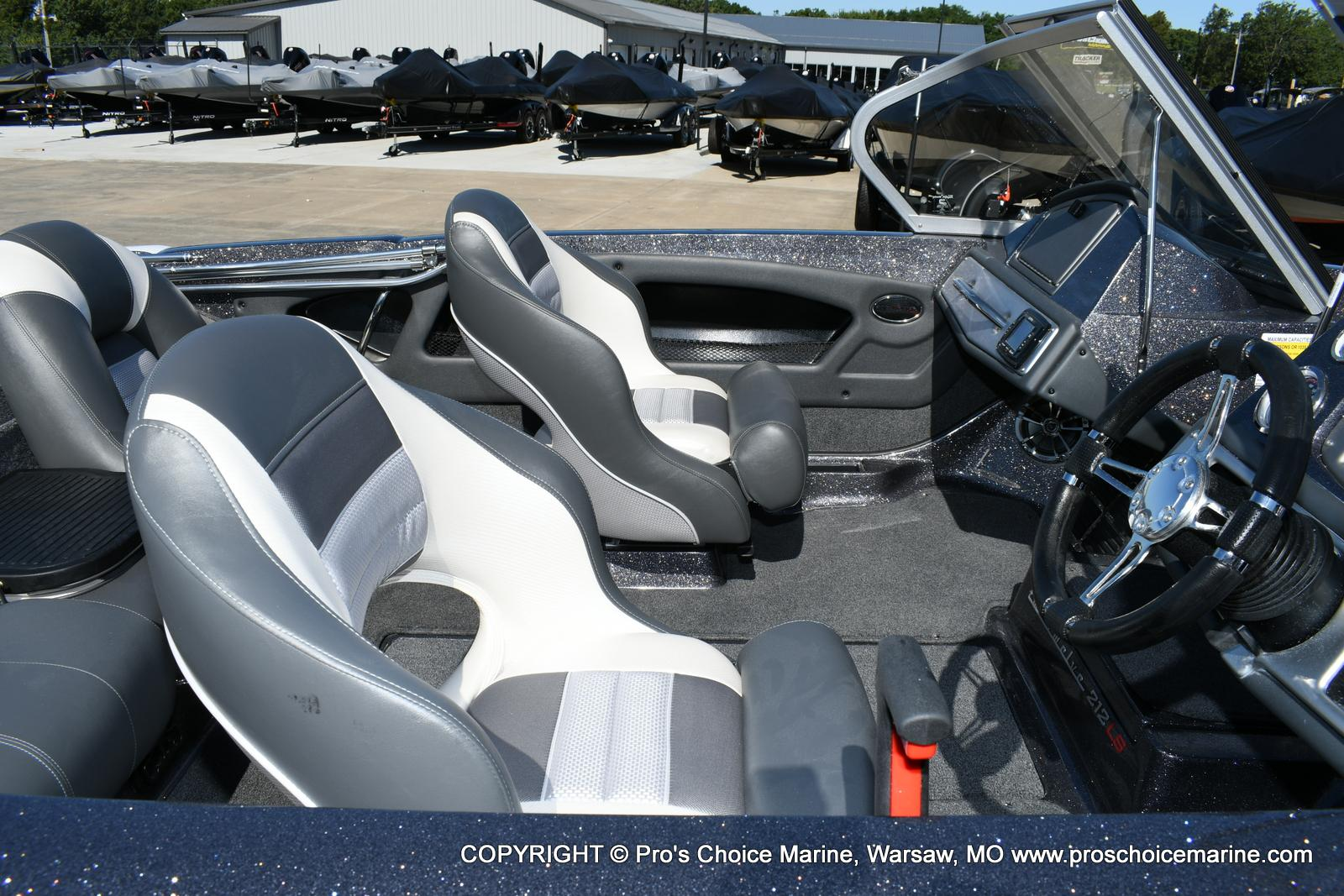 2020 Ranger Boats boat for sale, model of the boat is 212LS & Image # 46 of 50