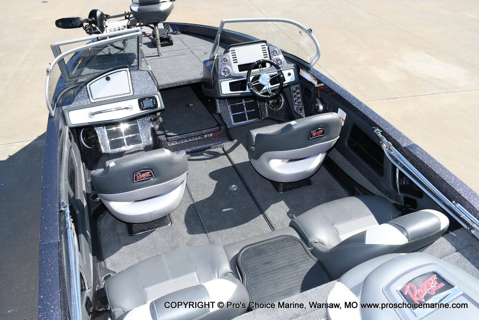 2020 Ranger Boats boat for sale, model of the boat is 212LS & Image # 48 of 50