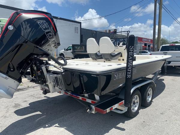 2021 ShearWater boat for sale, model of the boat is X22 HYBRID & Image # 2 of 16