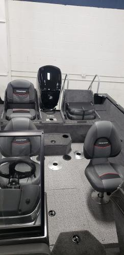 2021 Tracker Boats boat for sale, model of the boat is Pro Guide V-175 Combo & Image # 7 of 13