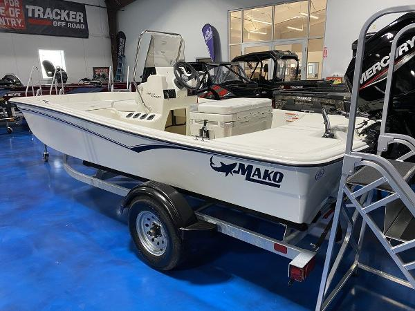 2021 Mako boat for sale, model of the boat is SKIFF 15CC & Image # 8 of 8