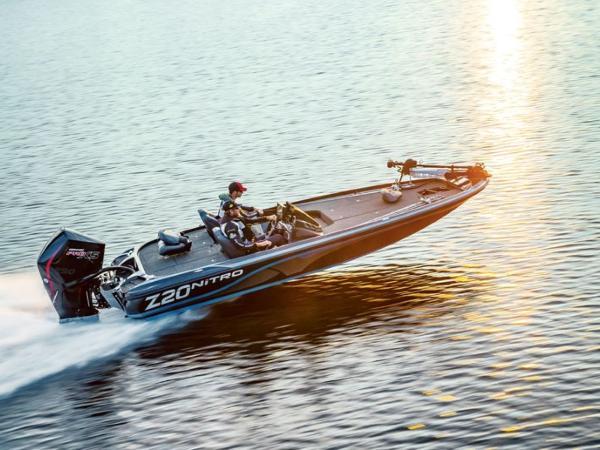 2022 Nitro boat for sale, model of the boat is Z20 & Image # 1 of 1