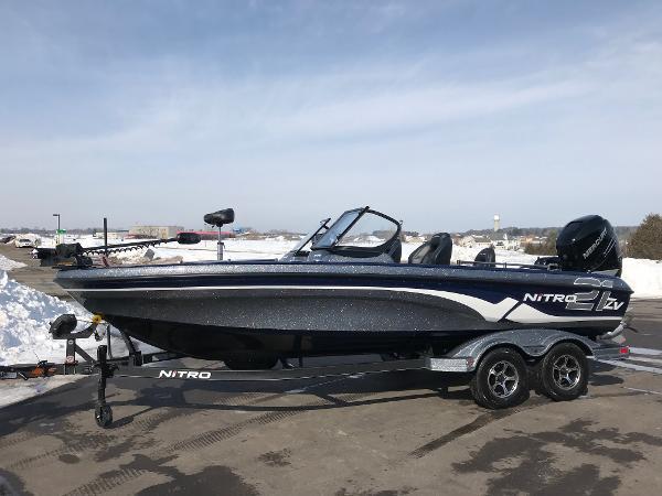 2018 NITRO ZV21 for sale