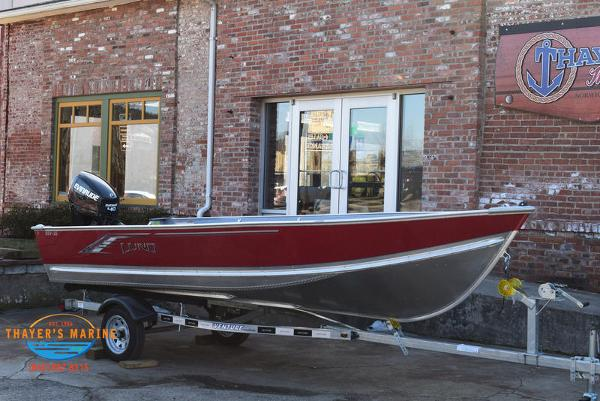 2021 Lund boat for sale, model of the boat is SSV-16 Fishboat & Image # 1 of 25