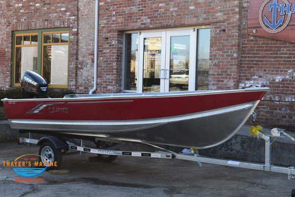 2021 Lund boat for sale, model of the boat is SSV-16 Fishboat & Image # 2 of 25