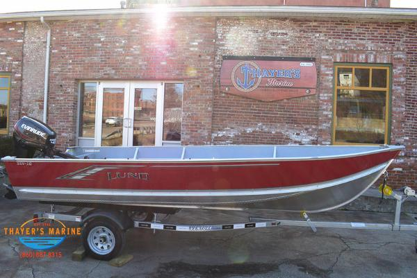 2021 Lund boat for sale, model of the boat is SSV-16 Fishboat & Image # 3 of 25