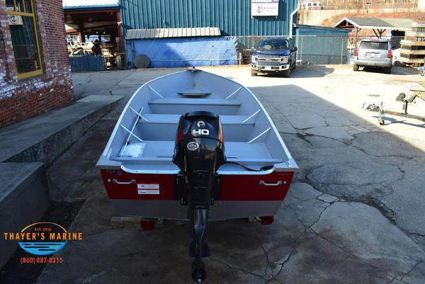 2021 Lund boat for sale, model of the boat is SSV-16 Fishboat & Image # 4 of 25