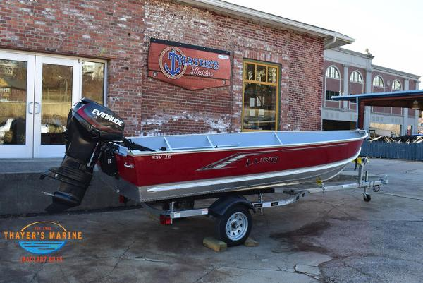 2021 Lund boat for sale, model of the boat is SSV-16 Fishboat & Image # 5 of 25