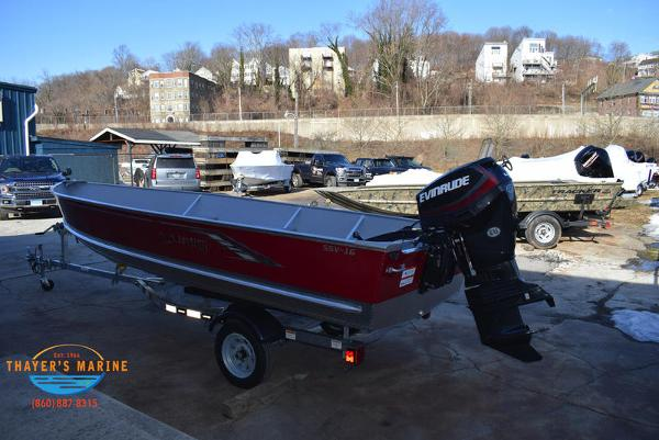 2021 Lund boat for sale, model of the boat is SSV-16 Fishboat & Image # 7 of 25