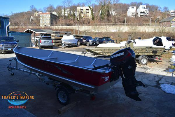 2021 Lund boat for sale, model of the boat is SSV-16 Fishboat & Image # 8 of 25