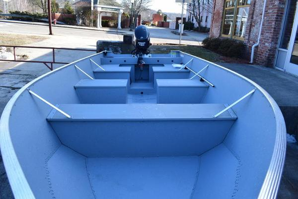 2021 Lund boat for sale, model of the boat is SSV-16 Fishboat & Image # 9 of 25