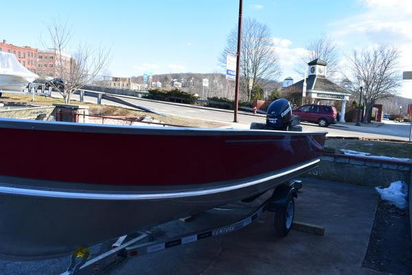 2021 Lund boat for sale, model of the boat is SSV-16 Fishboat & Image # 10 of 25